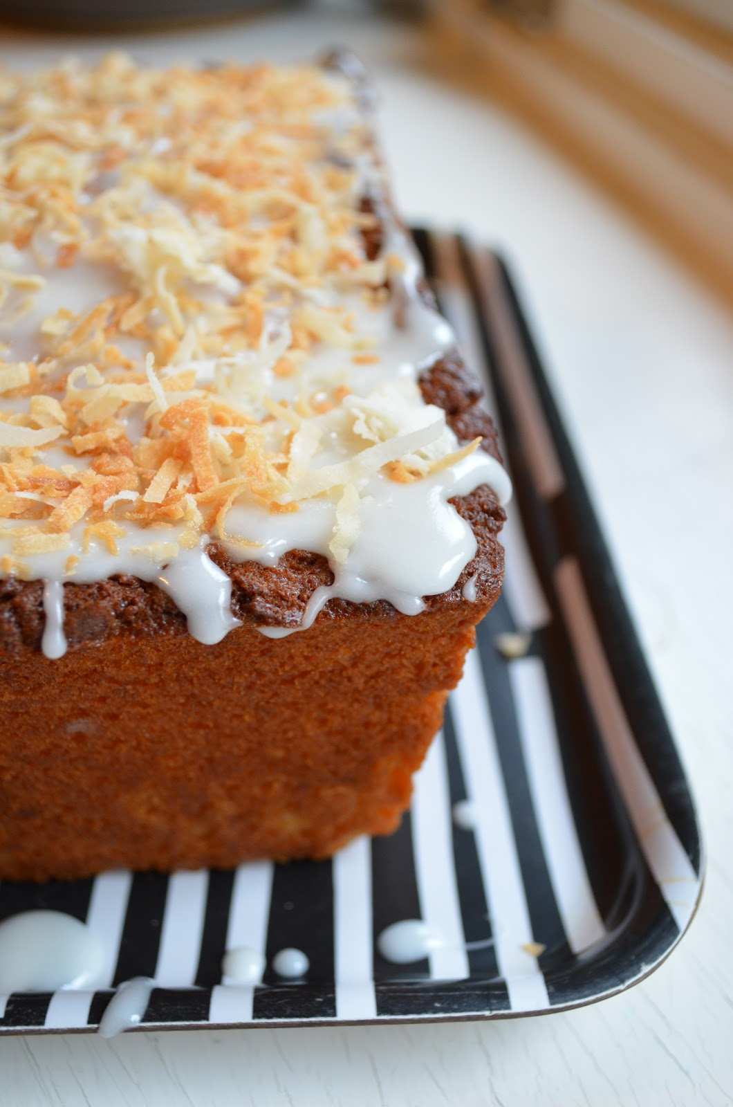 The Virtual Goody Plate: Coconut-Buttermilk Pound Cake