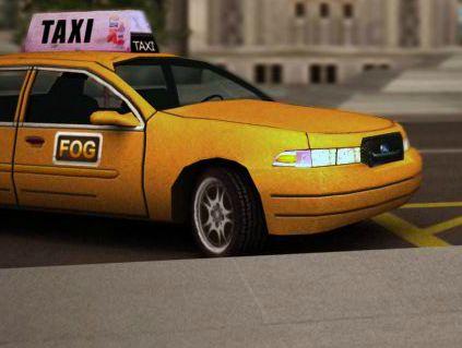 Newyork Taksi 3D Oyunu Oyunu