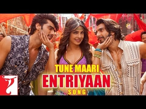 TUNE MAARI ENTRIYAAN LYRICS - GUNDAY Movie 2014