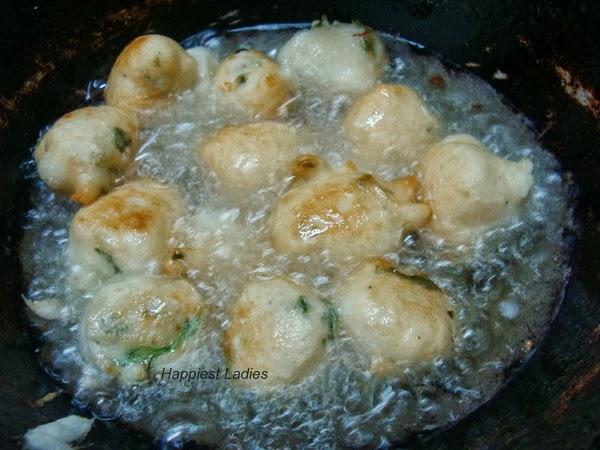 Goli Baji recipe+easy snacks recipe