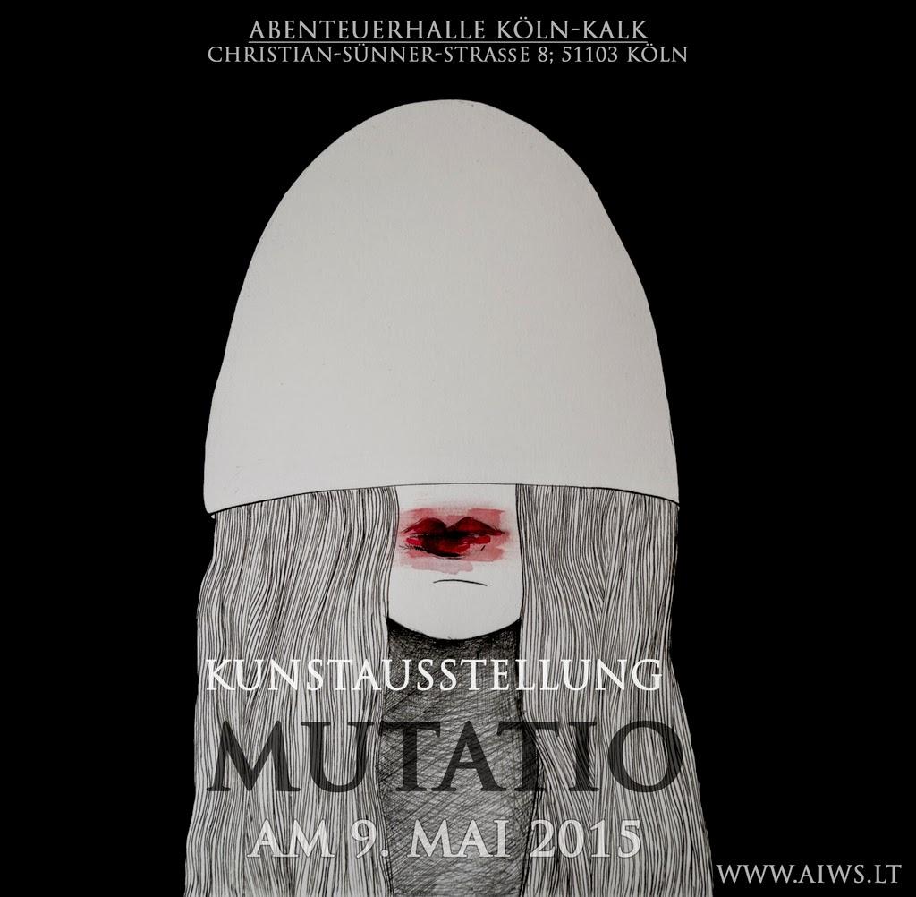 Kunstaustellung in Köln