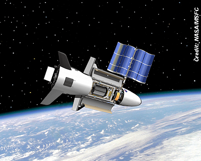 Secret X-37B Space Plane Passes 600 Days in Orbit