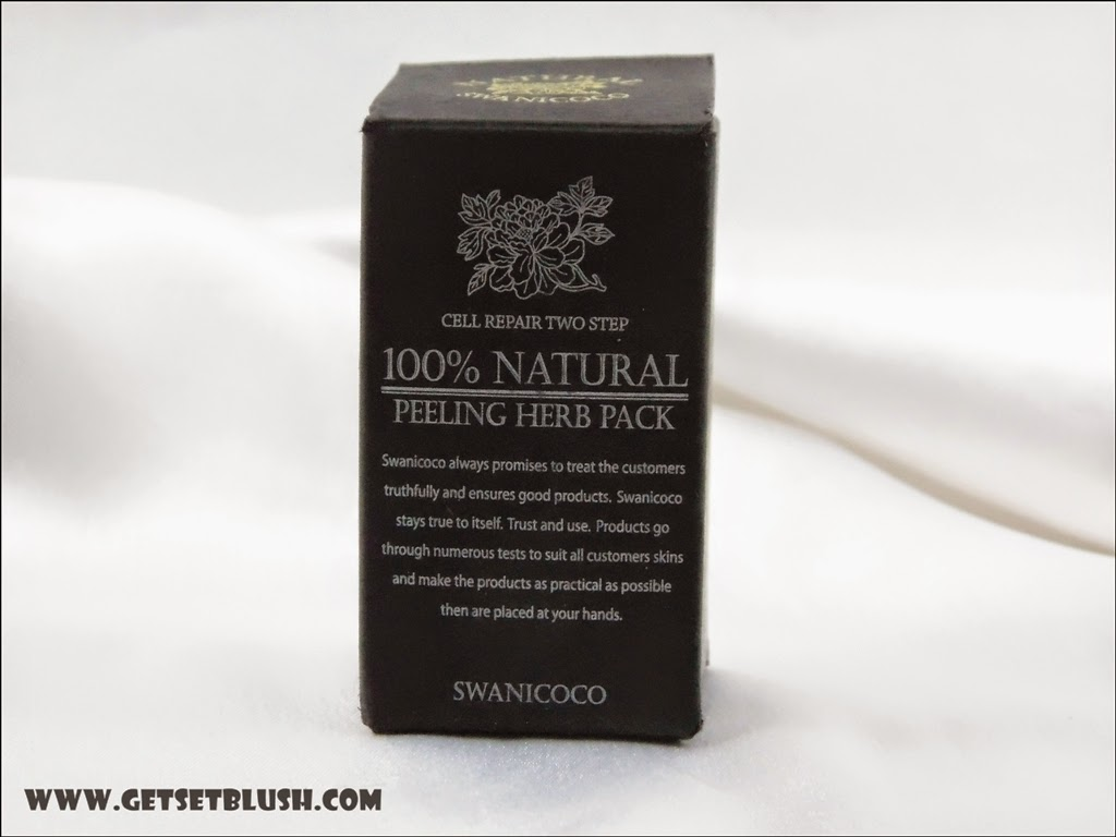 SWANICOCO 100% Natural Peeling Herb Pack