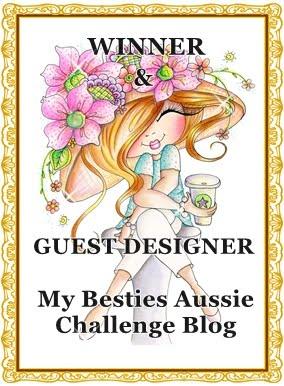 Aussie Challenge Winner & Guest Designer