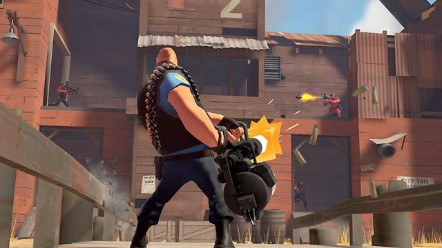 Team Fortress 2, modo de juego Arena