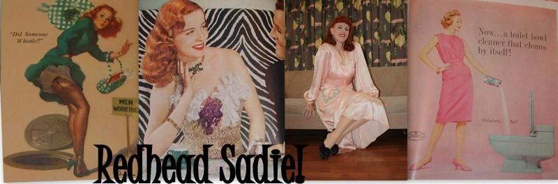 Redhead Sadie!