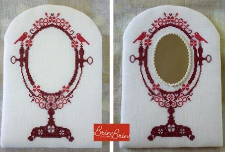 Brin par brin for Miroir mon beau miroir dis moi