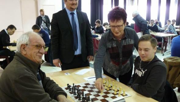 L'Open d'échecs est organisé par les clubs de Fenain et d'Hornaing avec le soutien des deux municipalités et d'autres partenaires - Photo © La Voix du Nord