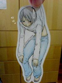 Figuras Anime en papel. 268761_10150264096644819_213182229818_7288133_7444451_n