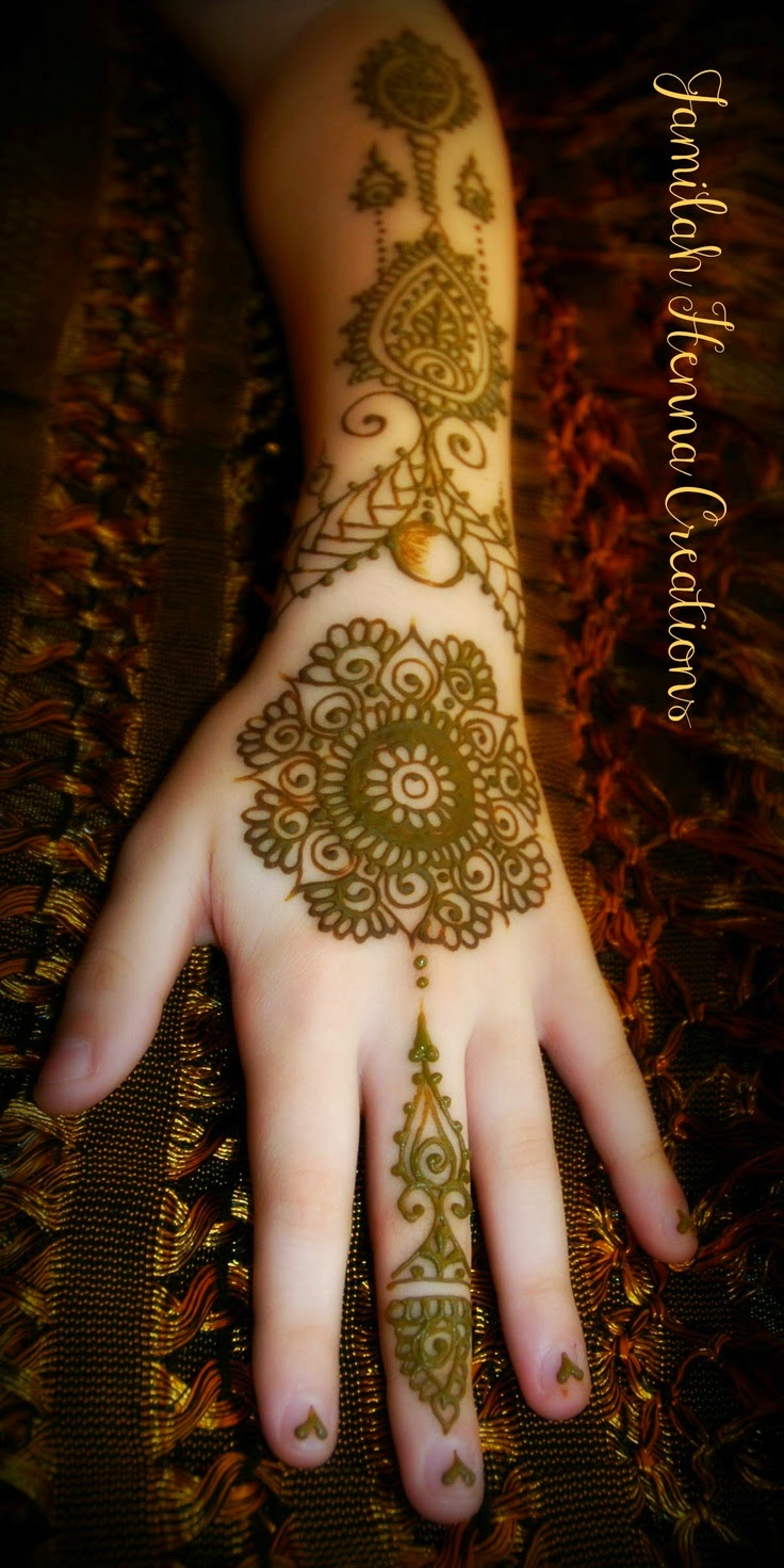 Mehndi Designs Arabic Elegance And Beauty