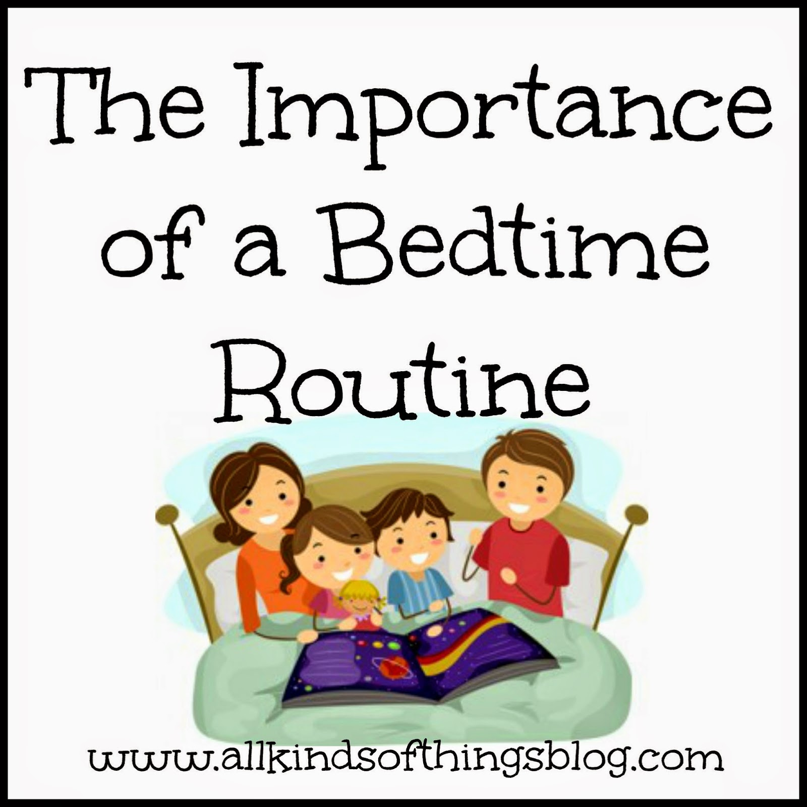 The Importance of a Bedtime Routine