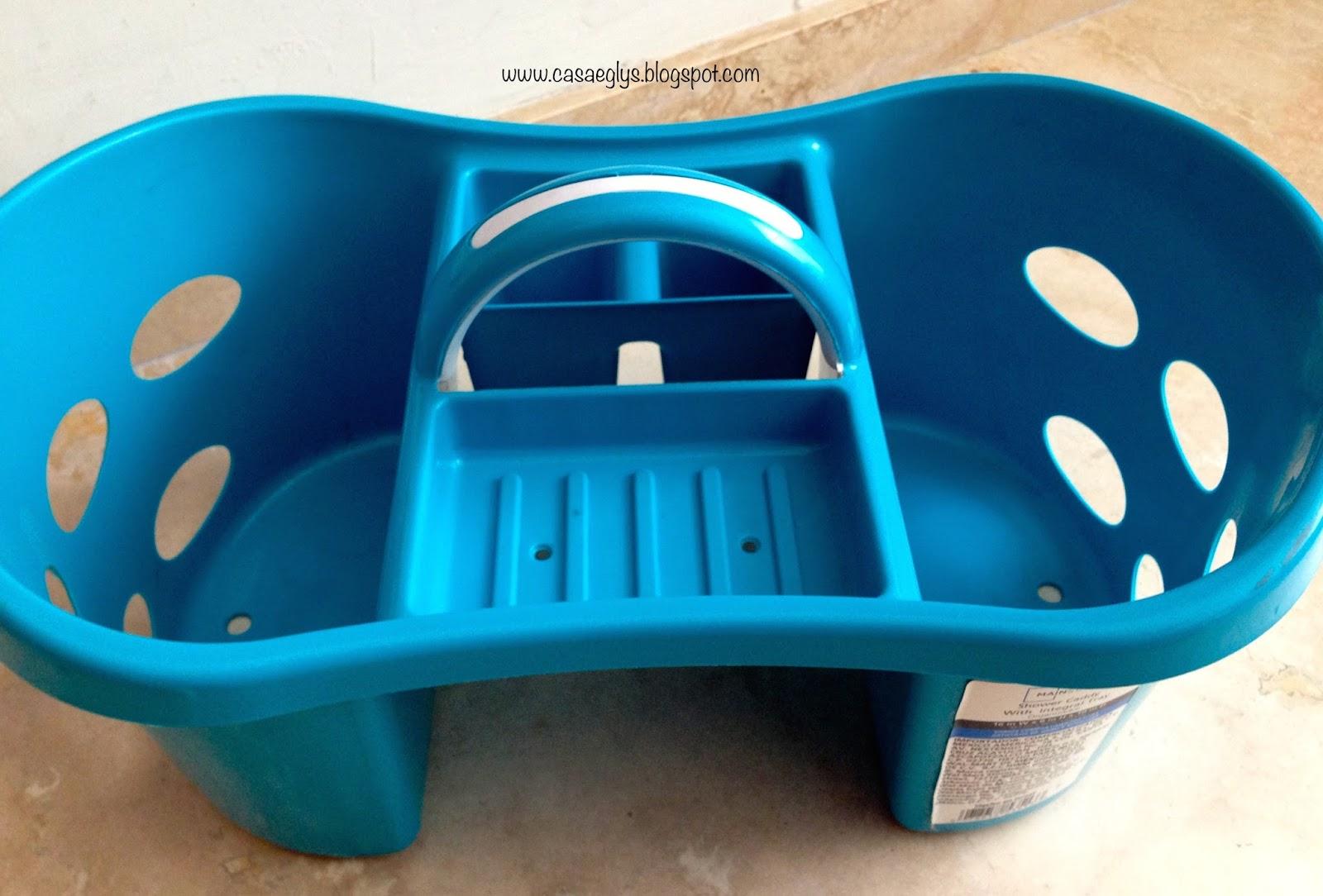 Organizador De Baño Diy:Organizador de baño Latas de reciclaje Suplementos escolares: