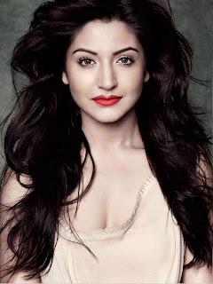 Anushka Sharma beautiful face