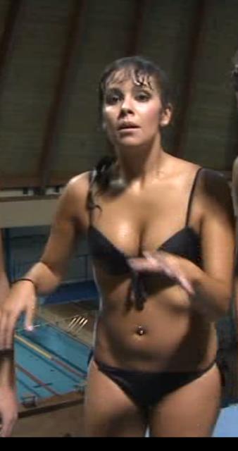 Cristina Pedroche en biquini