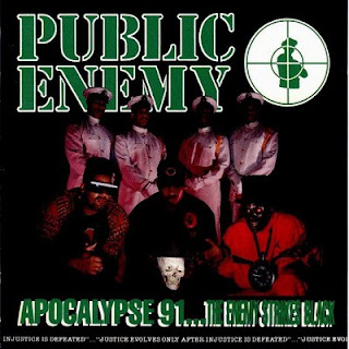 Public Enemy – Apocalypse 91… The Enemy Strikes Black (1991) Flac
