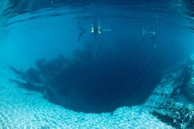 Foto Blue Hole