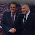 El #PresidentMas es reuneix amb el número 2 del govern israelià #catisrael