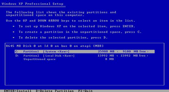 partition-drive
