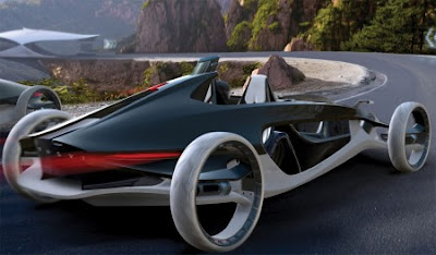 2010 Volvo Air Motion Concept