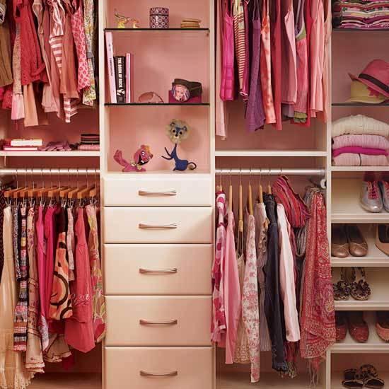 Como montar um closet ap em decora o for Closet modernos con zapatera