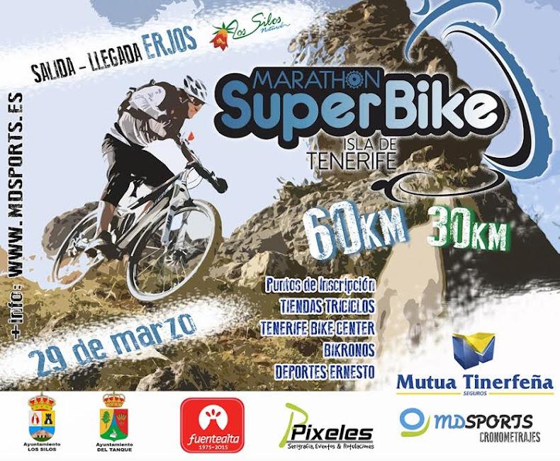 1x2 Bike Race Tenerife