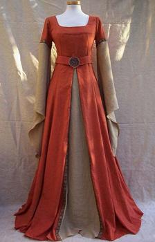 Como hacer un traje medieval de mujer