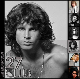 Jim Morrison Had A Heart-Attack Or Something