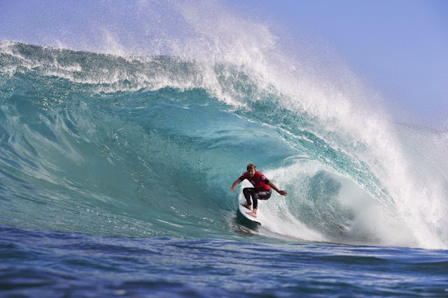 23 Drug Aware Margaret River Pro Taj Burrow Foto WSL Kelly Cestari