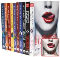 Vampirii Sudului,Charlaine Harris