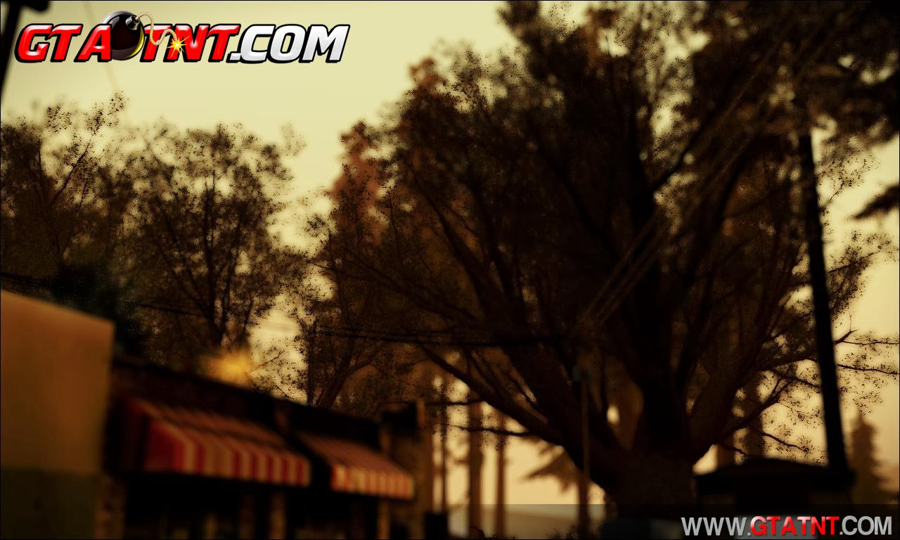 GTA SA - Smooth Realistic Graphics ENB