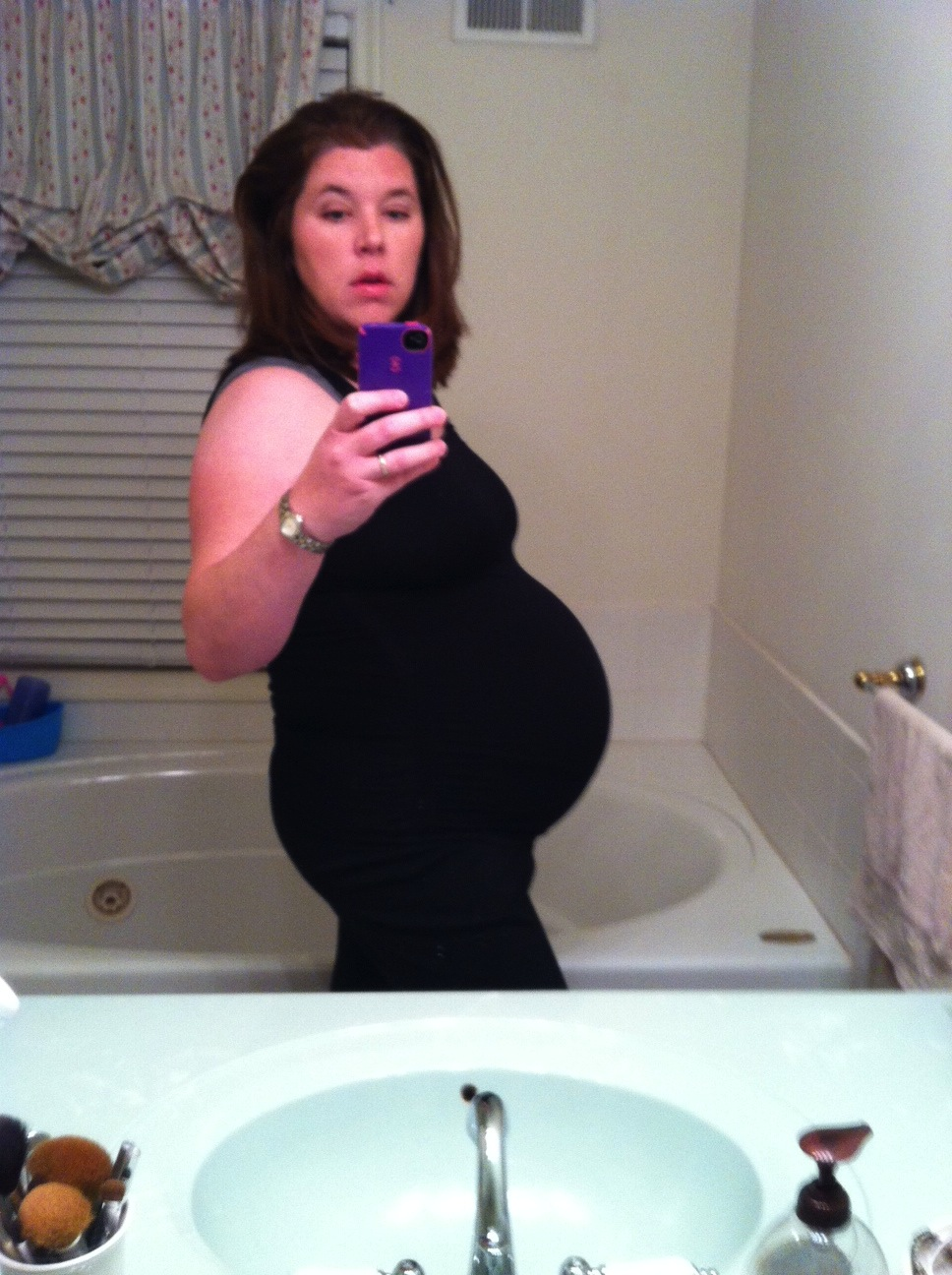 Weeks Pregnant Blurry Vision Need Glasses