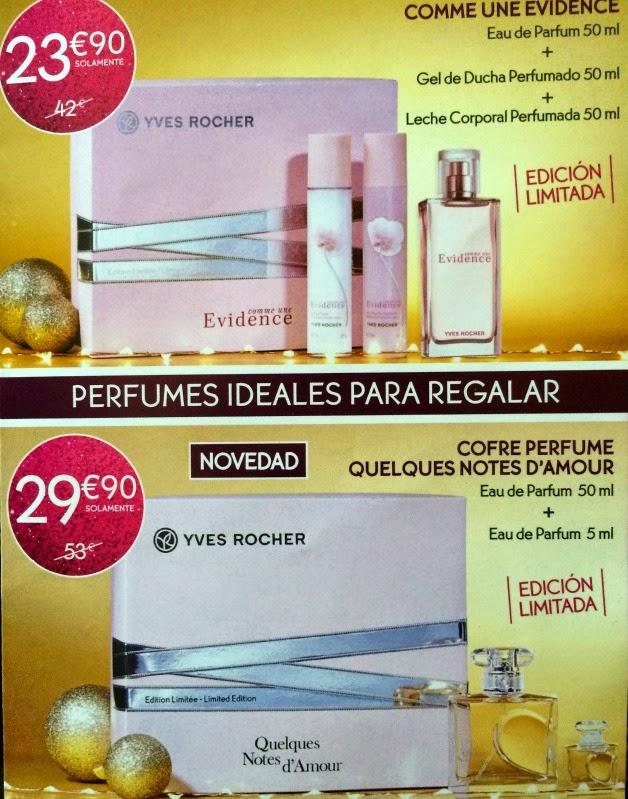 Novedades Yves Rocher Colección Navidad 2014-15