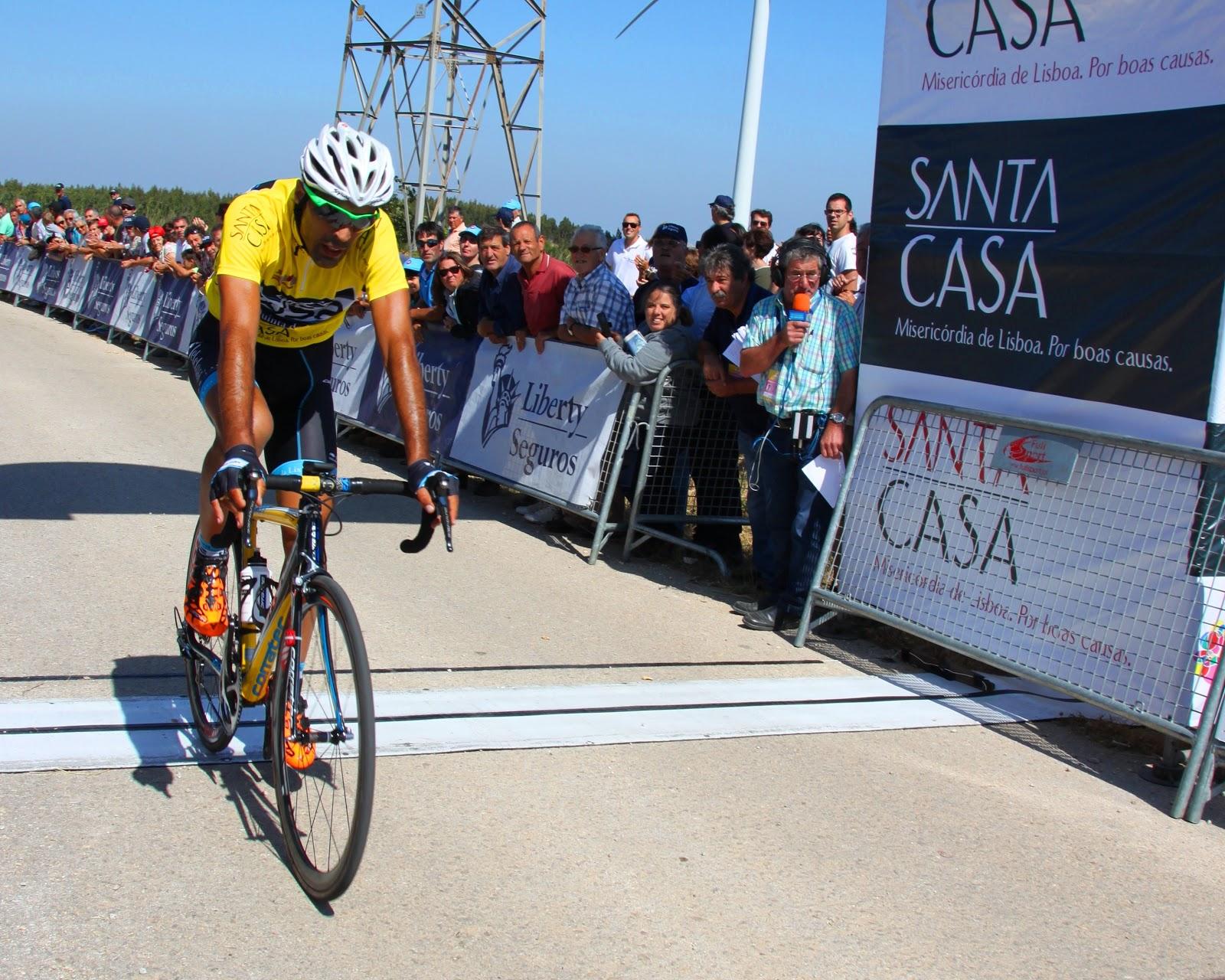 Cycling & Thoughts: Implacável João Benta conquista Troféu ...