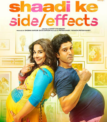 Shaadi ke side effects (2014) Full Hindi Movie Watch Online