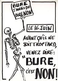 400 000 pas CONTRE BURE 2018