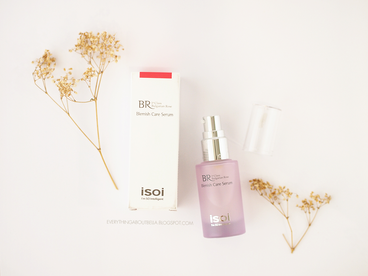 iSoi Bulgarian Rose Blemish Care Serum