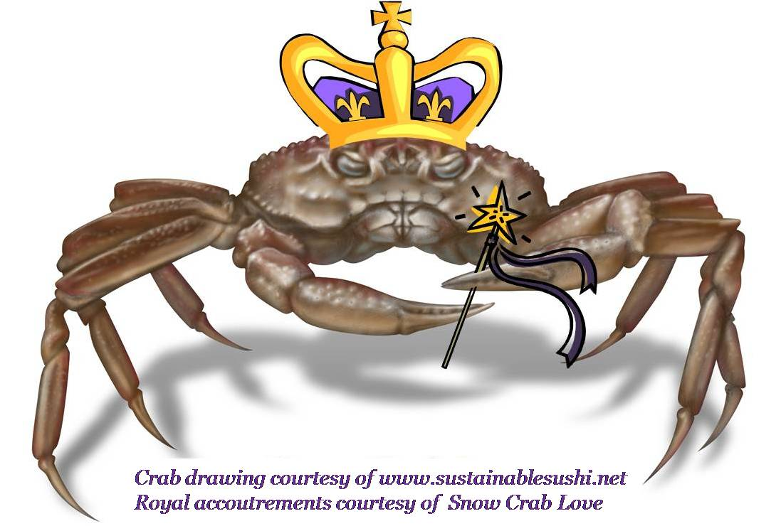 snow crab love a crab by any other name
