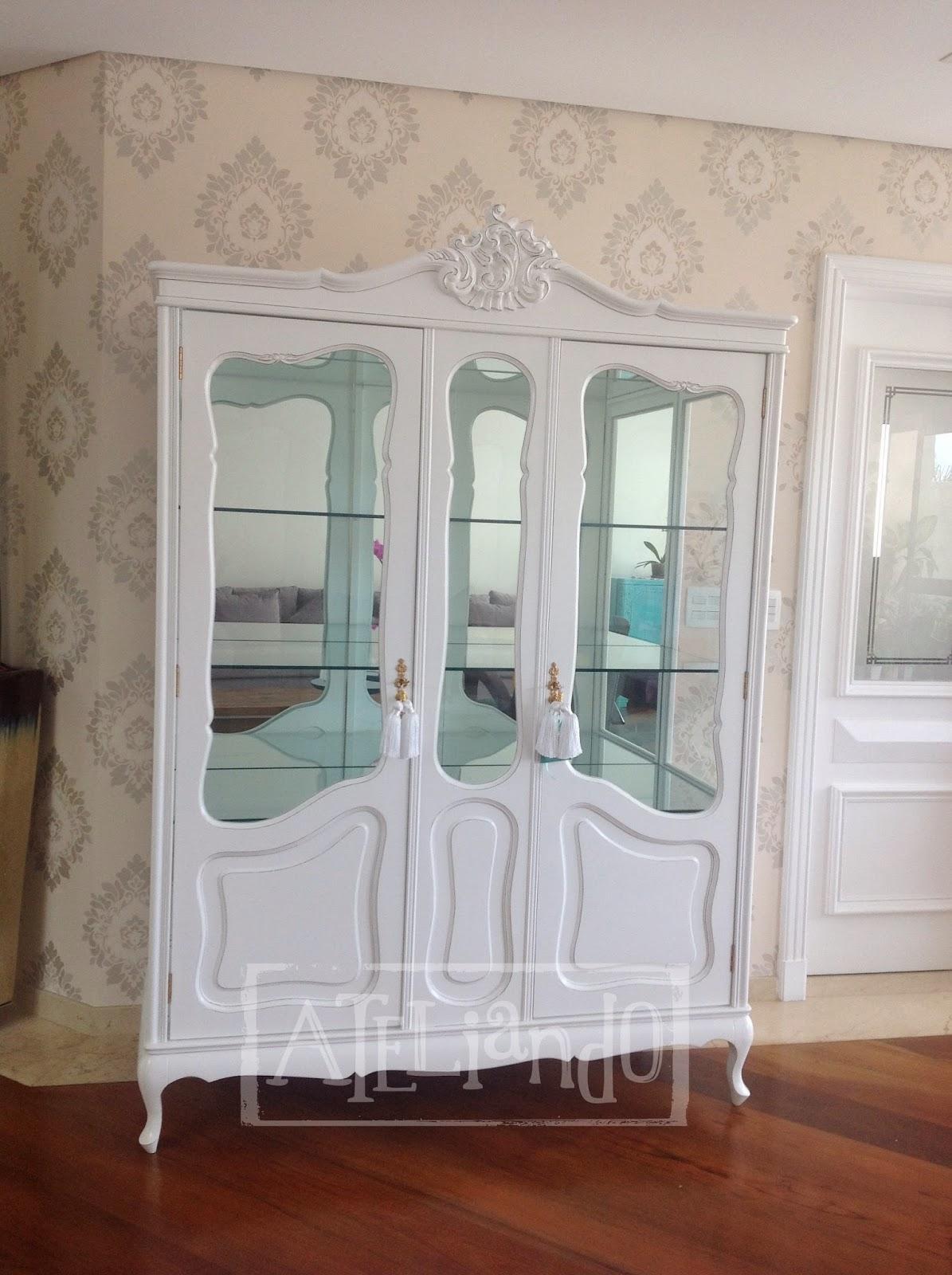 Ateliando Customização de móveis antigos: Guarda Roupa Antigo  #693828 1195x1600