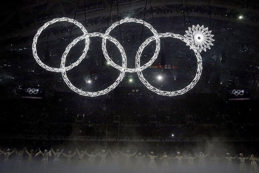 Olimpijskie Igrzyska Zimowe Xxii Zimowe Igrzyska
