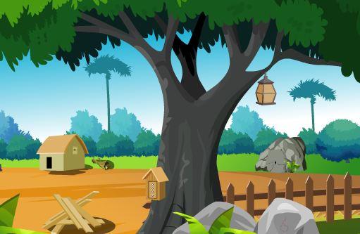 TheEsapeGames Out Of City Treasure Escape Walkthrough