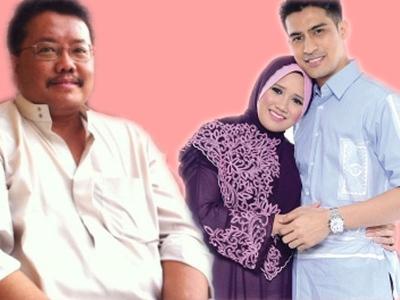 Malaysia, Berita, Gossip, Selebriti, Artis Malaysia, Bapa mertua, Ashraf,  Dayana, tak, rela, dimadukan