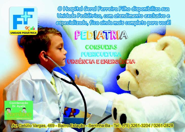 HOSPITAL FERREIRA FILHO INFORMA