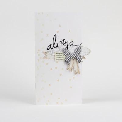 jmpgirl ~ heidi swapp confetti paper card