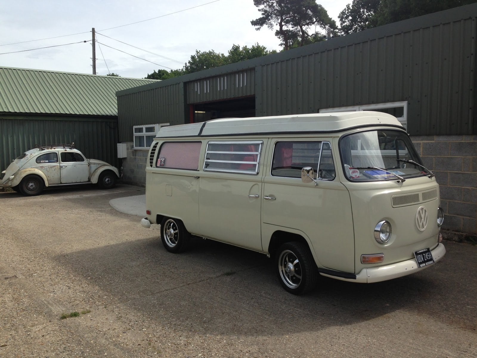 E S Autos Surrey Classic Car Specialist Aircooled And