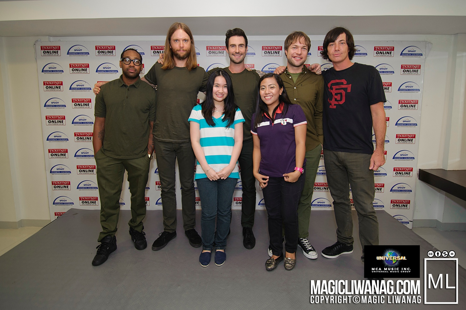 Maroon 5 meet and greet tickets gallery greeting card designs maroon 5 meet and greet tickets m4hsunfo