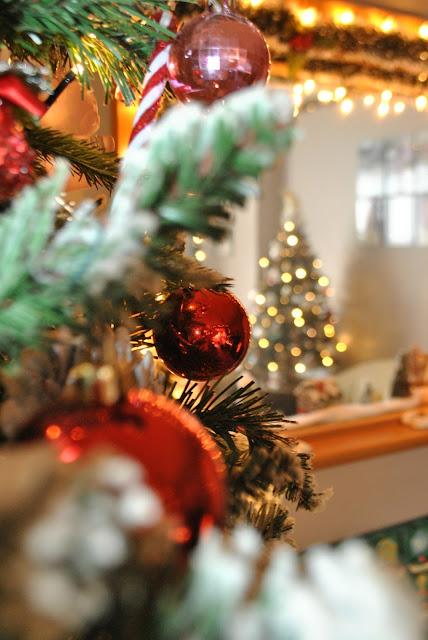 Christmas is my favorite.