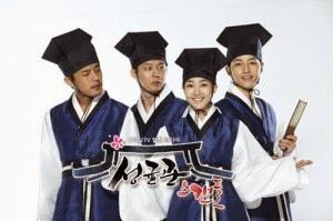 Profil Pemain Drama Korea Sungkyunkwan Scandal (Biodata - Foto)