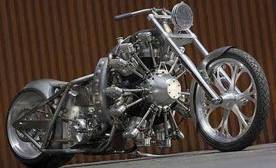 Choppers_Motorcycle_Chrome_Airbrush