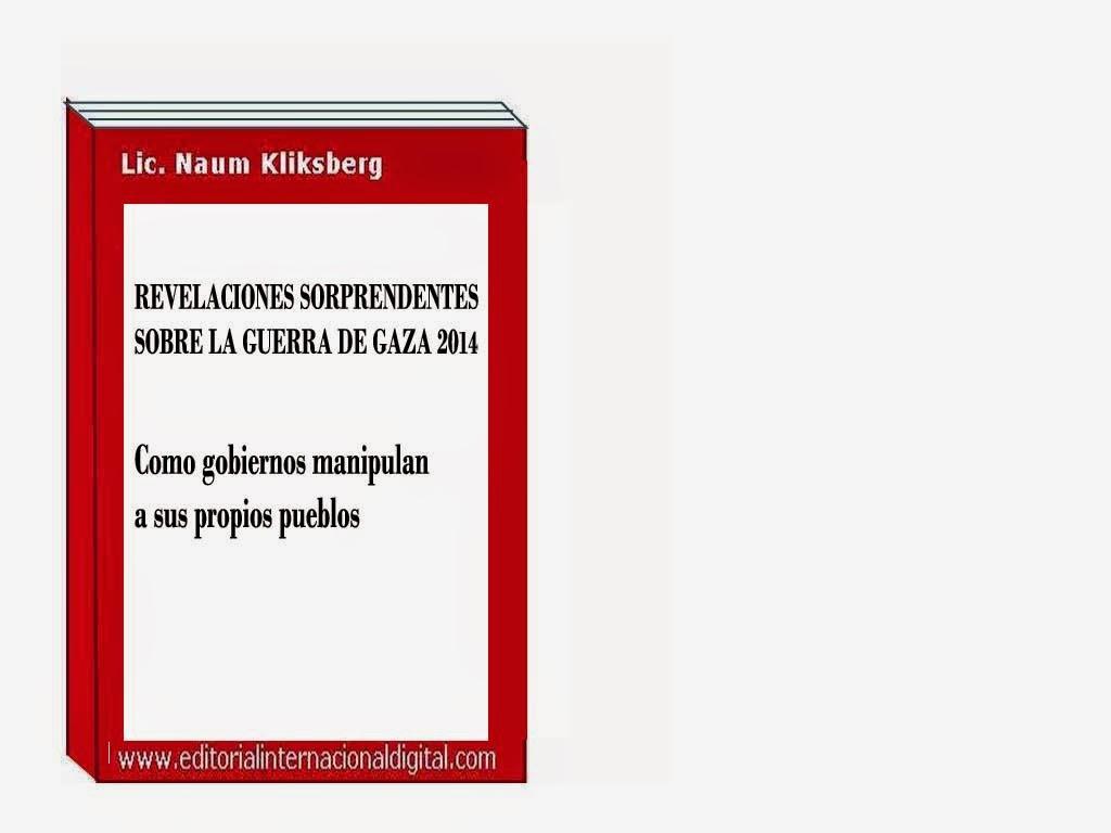 38 - Libro de Naum Kliksberg en el cual realiza un análisis distinto sobre