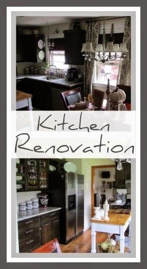 Kitchen Renovation @ Rustic-refined.com
